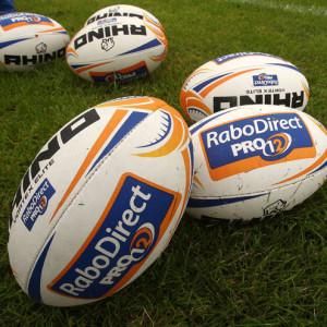 RaboDirect PRO12 balls 5/8/2011