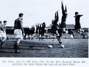 1956 Maori Haka