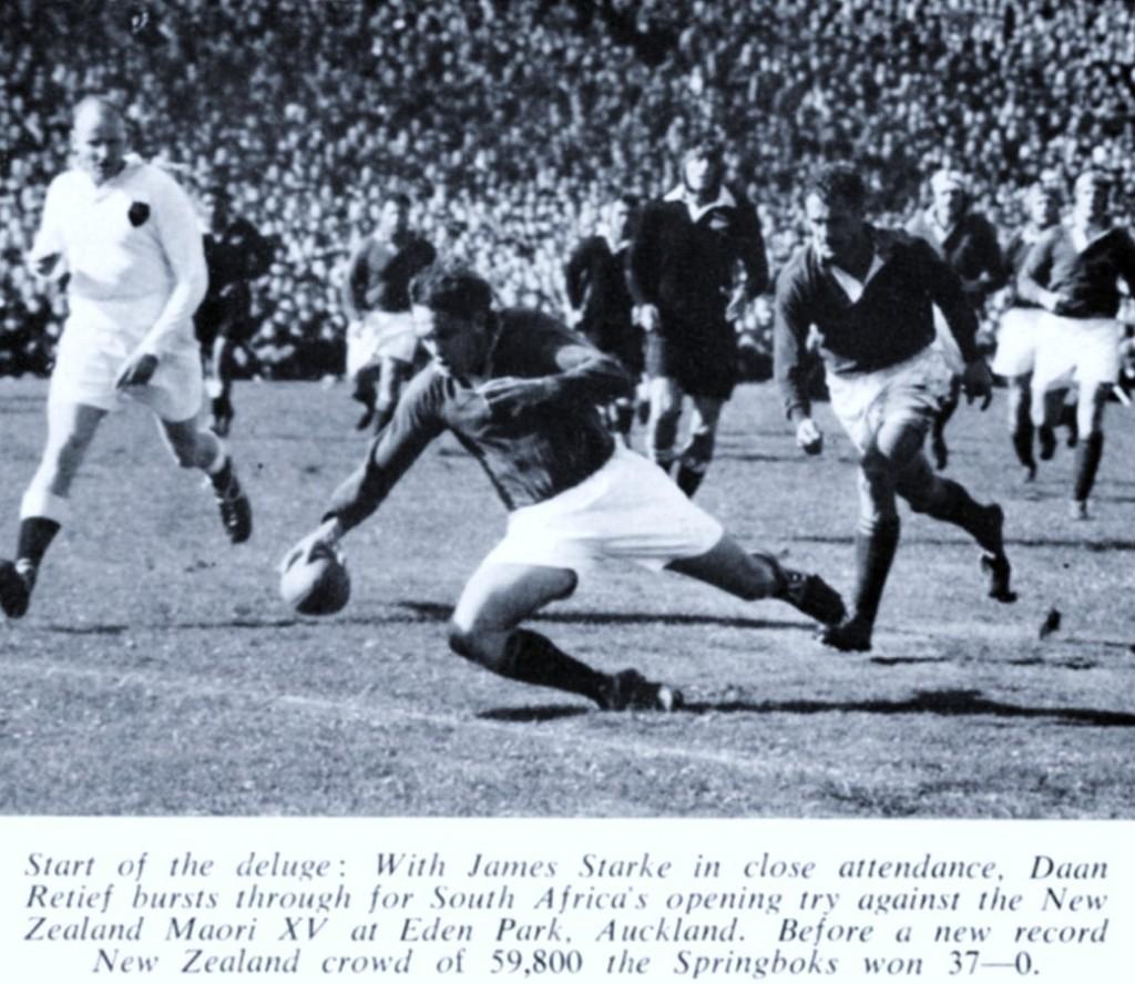 1956 Daan Retief