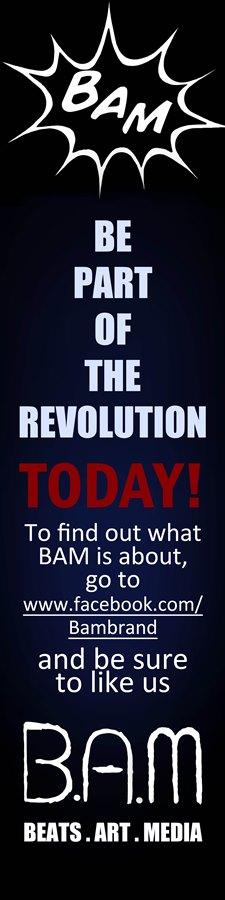Bam Advert