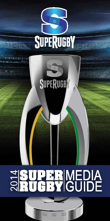 2014 Super Rugby Media Guide