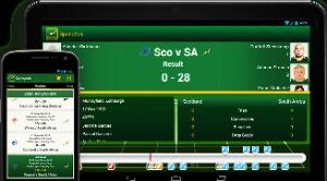 Springbok App