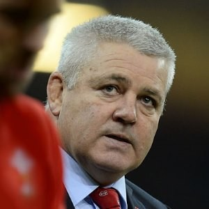 Warren Gatland, Wales & British & Irish Lions Coach, awarded the OBE