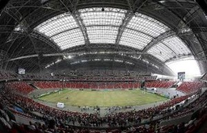 Singapore Sports Hub - National Stadium