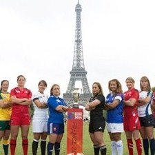 Womens Rugby World Cup 2014