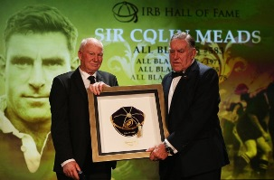 "Sir Colin ""Pinetree"" Meads"