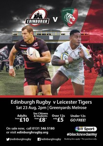 Edinburgh vs Leicester