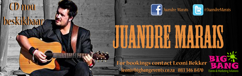 Juandre Banner - Bookings 2
