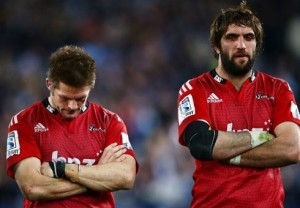 Richie McCaw & Sam Whitelock