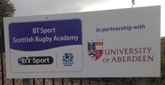 BT Sport Scottish Rugby Academy
