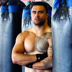 Liam Messam - the boxer