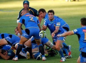 Force vs Brumbies warm-up