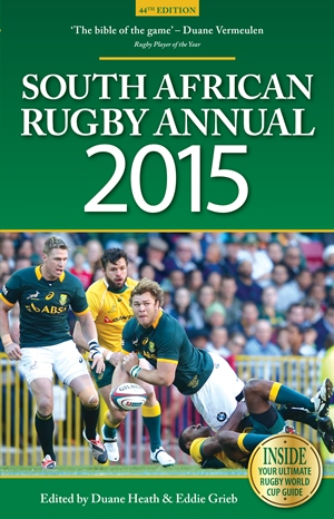 South African Rugby Annual 2015