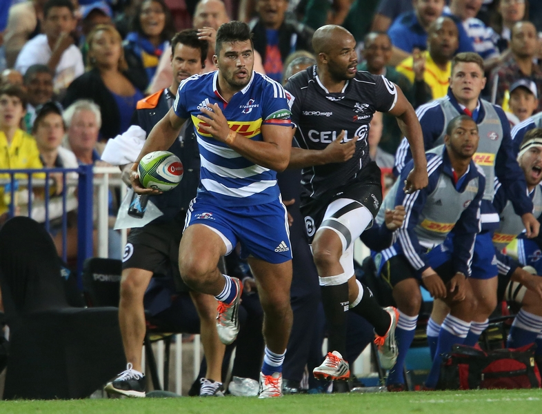 Stormers Picture: Super Rugby: Stormers Put Sloppy Sharks Neatly Away