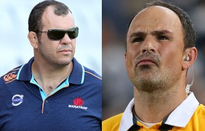 Michael Cheika & Jaco Peyper in hot water
