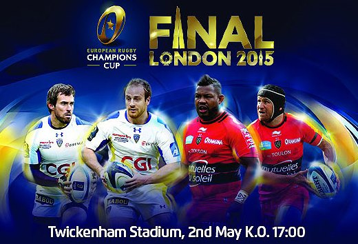 European Rugby Champions Cup Final - Logo