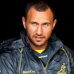 Bad Boy Quade Cooper