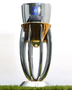 Super Rugby 2016 trophy