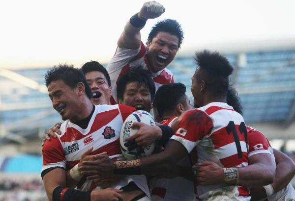 Japan - Rugby World Cup Best Match Moment – Japan vs South Africa, RWC 2015