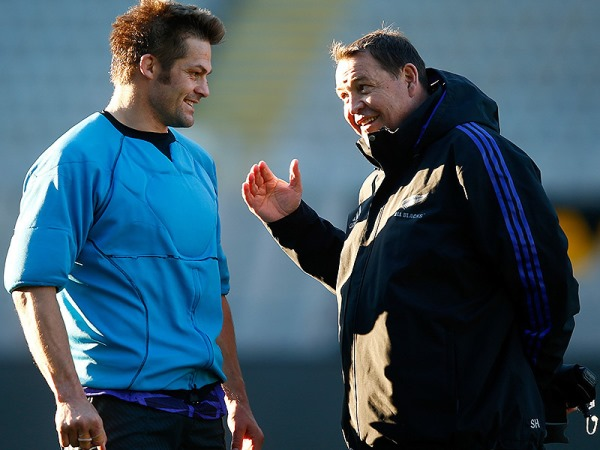 Richie McCaw & Steve Hansen to be knighted?