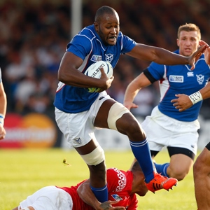 Tjiuee Uanivi  (Photo by Stu Forster/Getty Images)